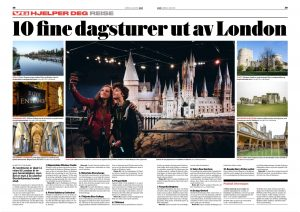 10 fine dagsturer ut av London