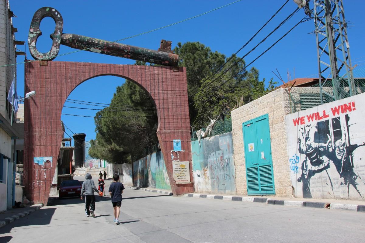 Vestbredden, Israel. Palestinsk område Foto: Reiselykke