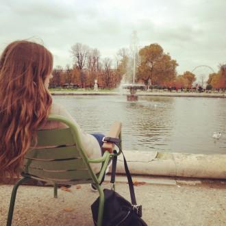 Paris, reise alene