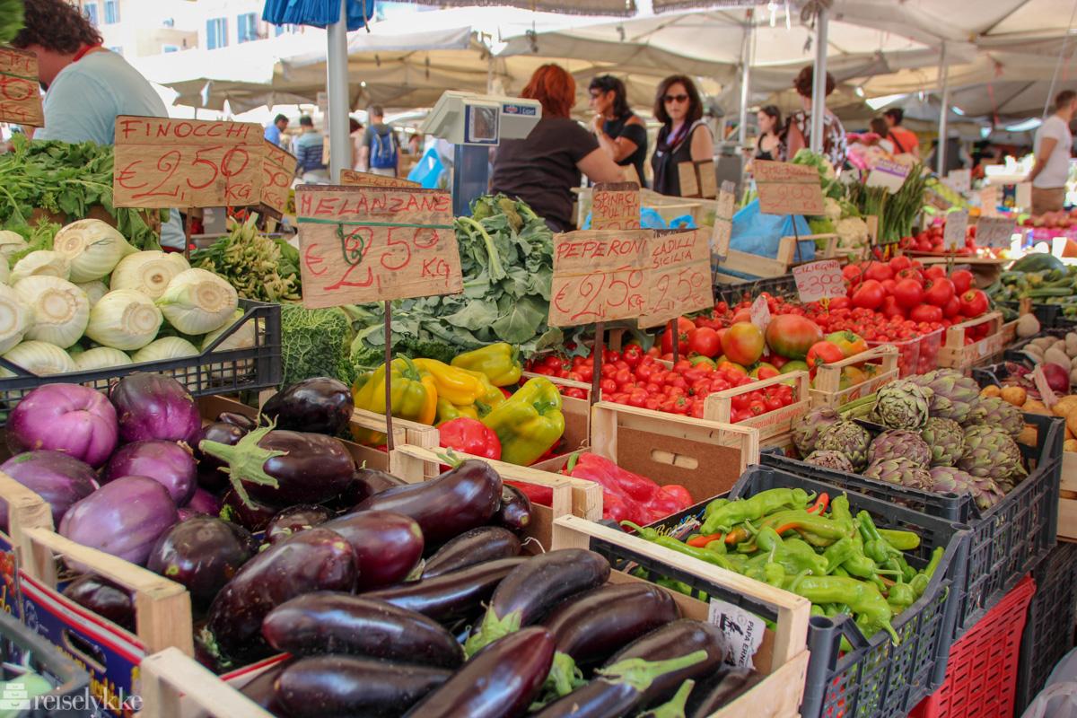 Matmarked i Roma