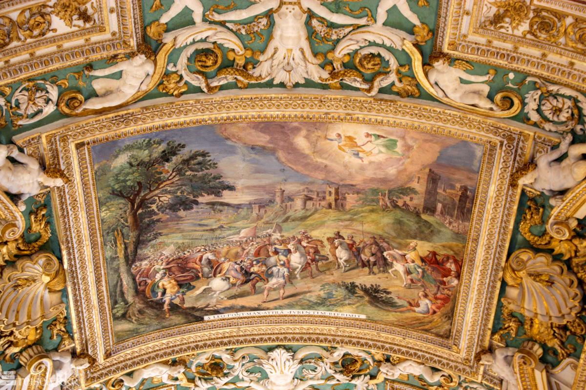 Vatikanet og det sixtinske kapellet