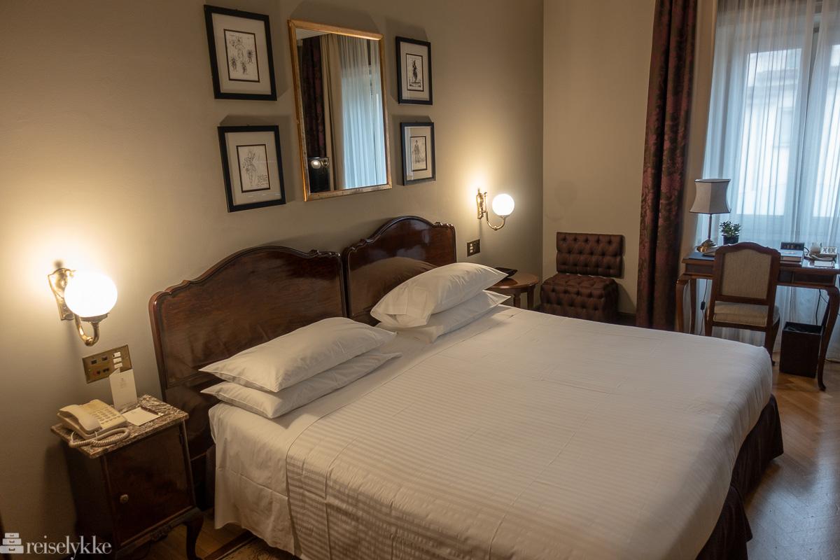 Hotell i Milano Grand Hotel et de Milano