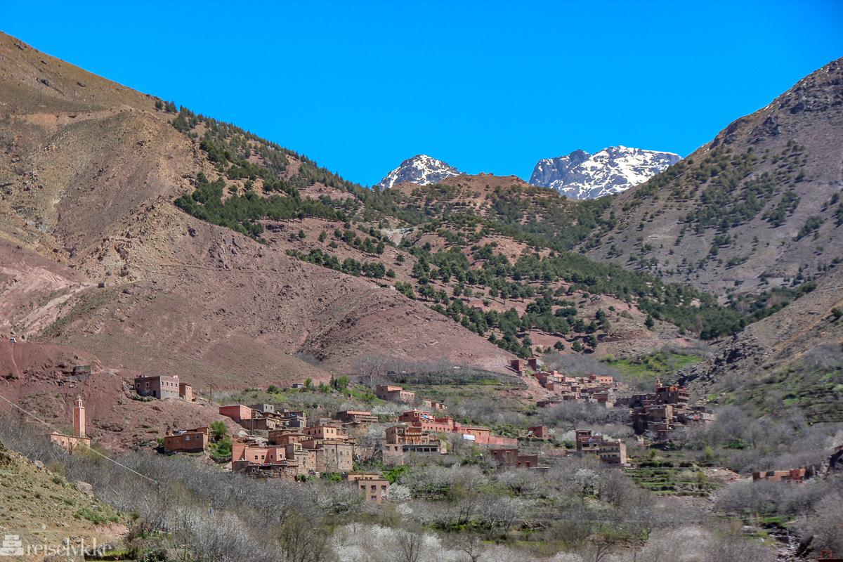 Imlil Marokko