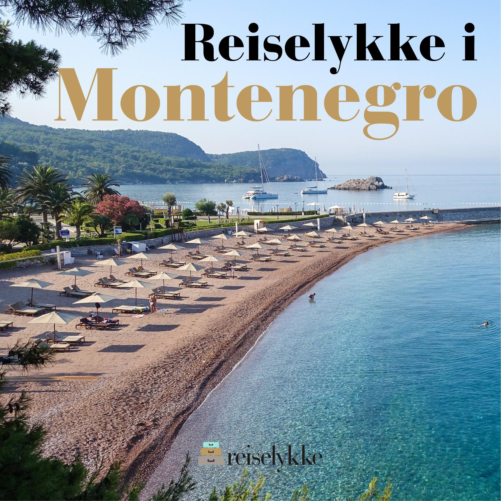 E-bok: Reiselykke i Montenegro