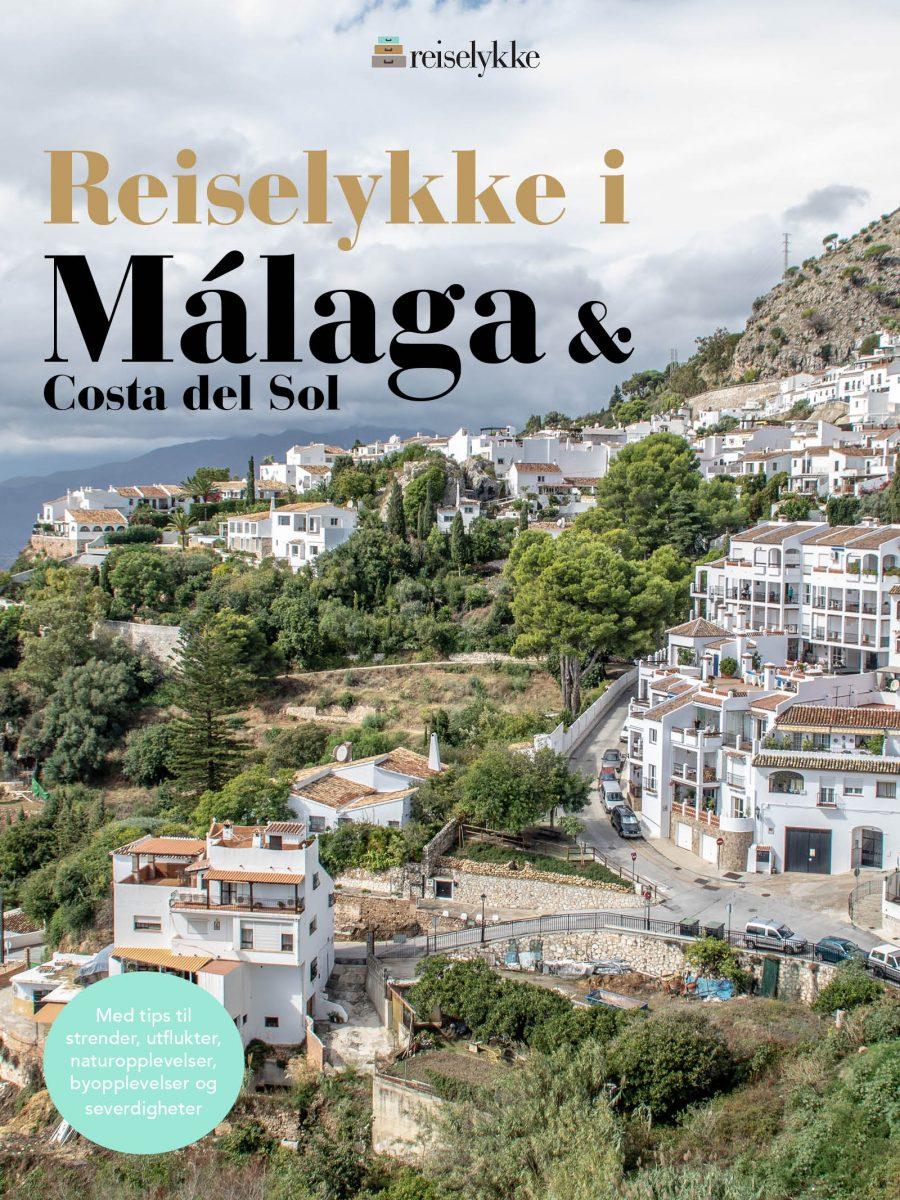 Allsidige Malaga Og Costa Del Sol Reiselykke