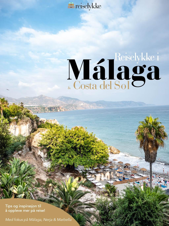 Reiselykke i Málaga