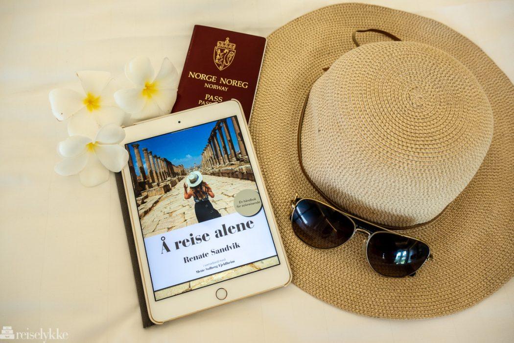 Å reise alene. En håndbok for soloreisende