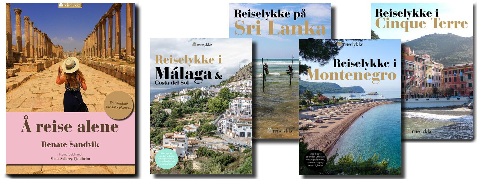 Bøker fra Reiselykke Forlag