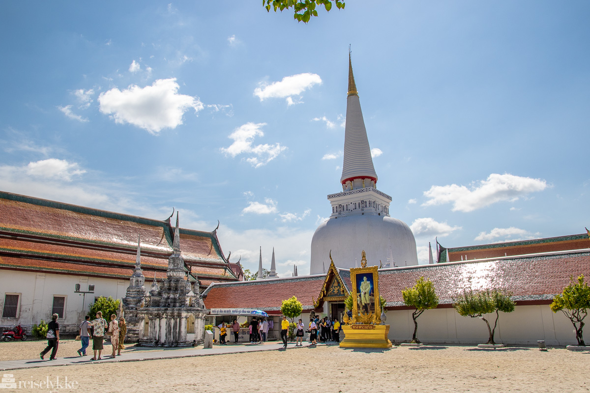 Phra Mahathat Woramahawihan Temple