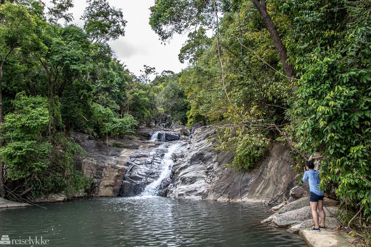 Samet Chun Waterfall Khanom