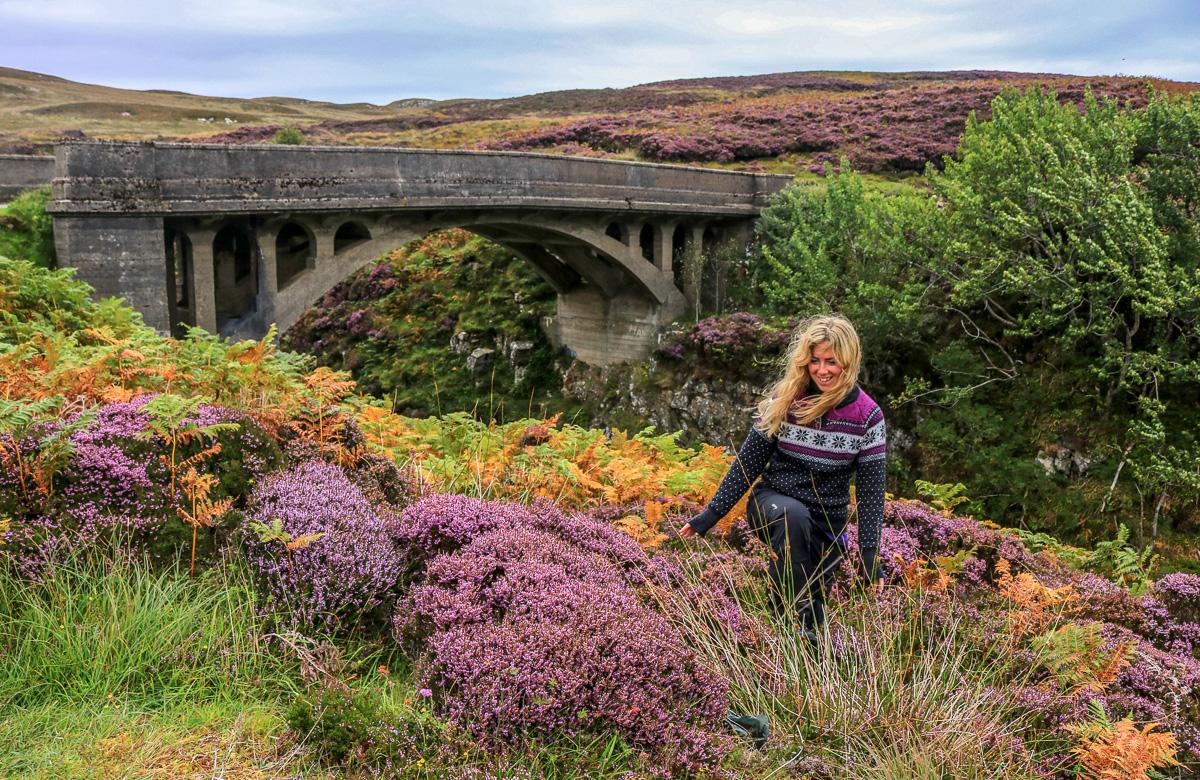 Å reise alene av Renate Sandvik