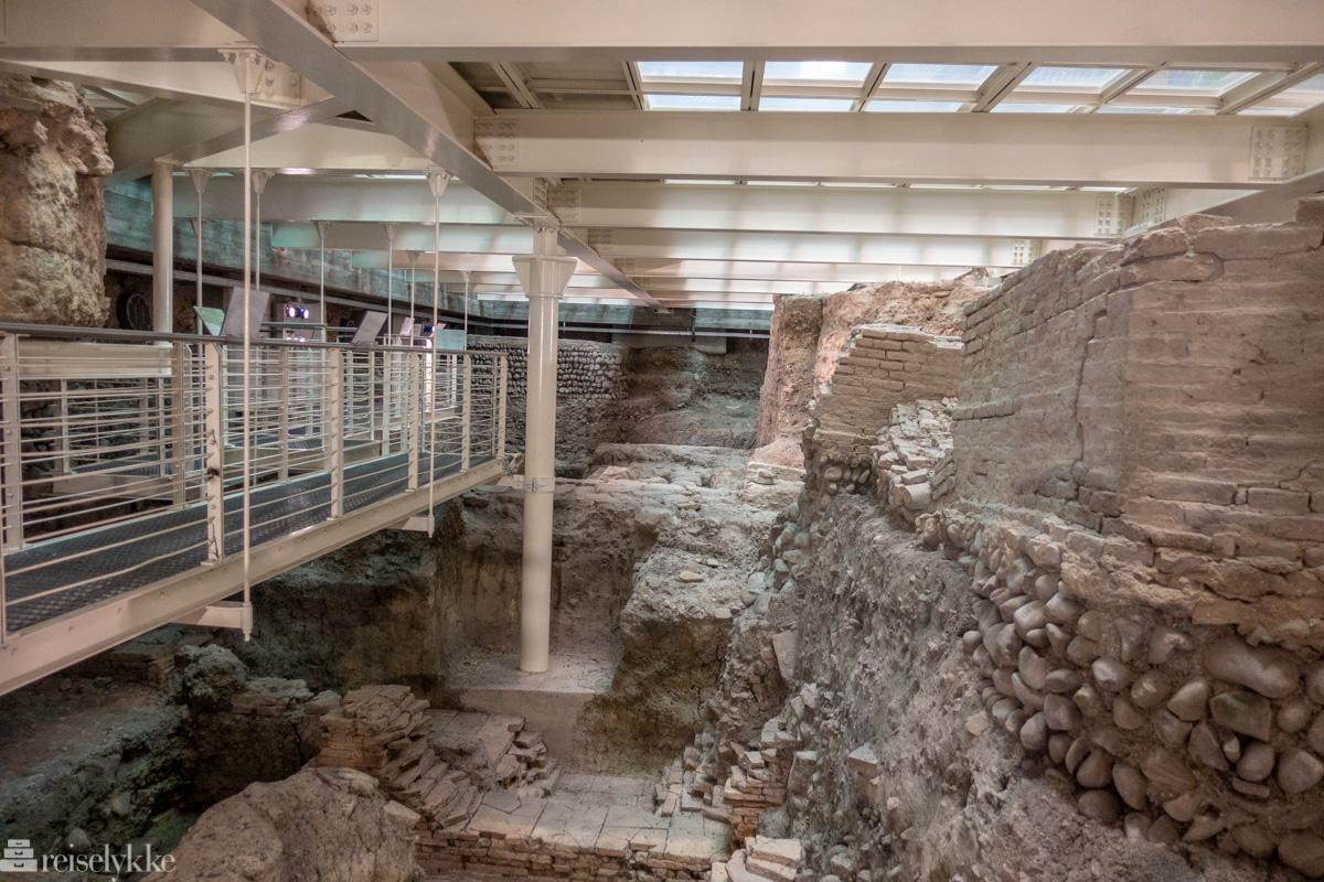 Arkeologisk utgravning, Bologna