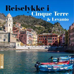 Bokomslag Reiselykke i Cinque Terre