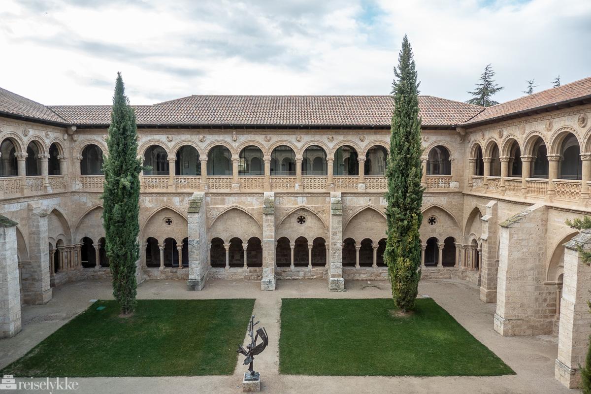 Castilla Termal Monasterio de Valbuena i Ribera del Duero