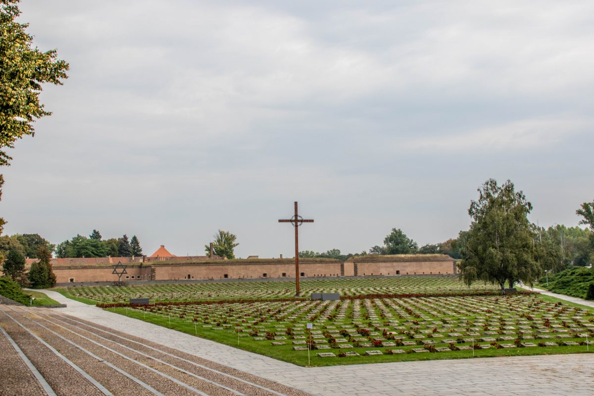 Jødisk gravplass ved Terezín