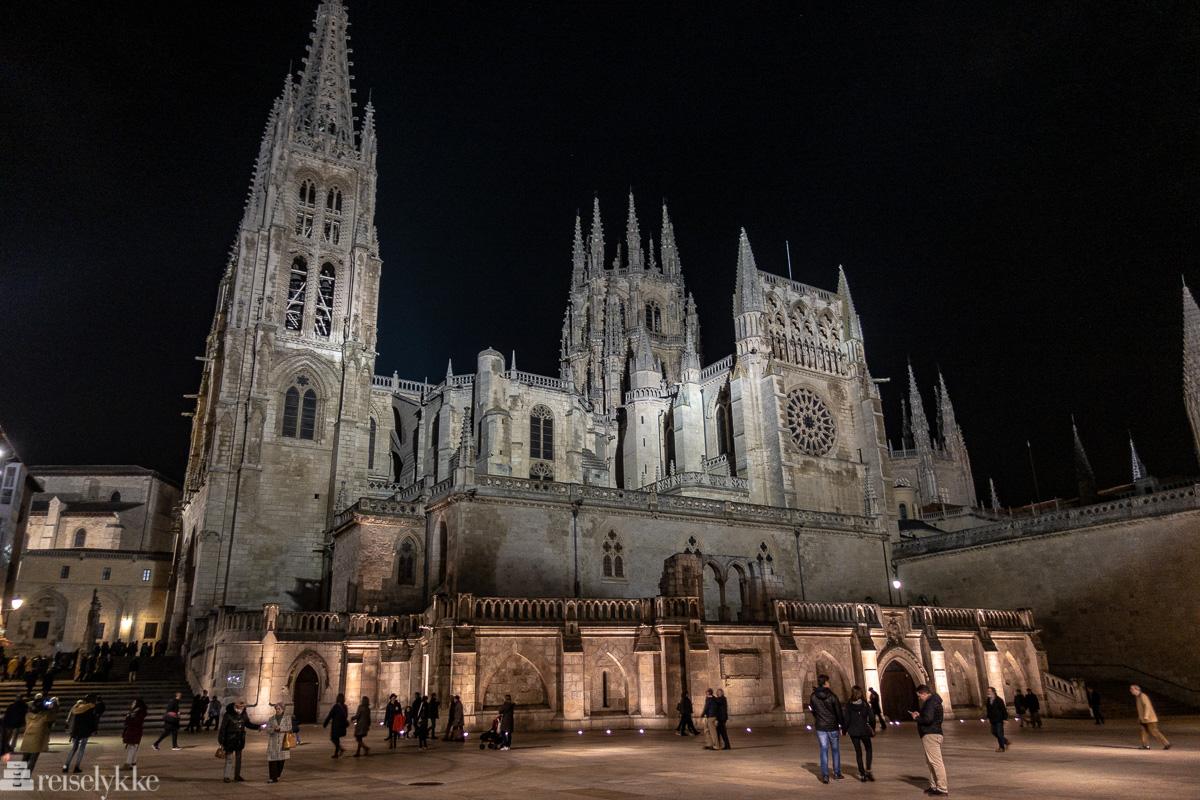 Katedralen i Burgos