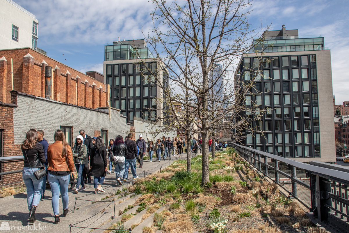 The High Line New York