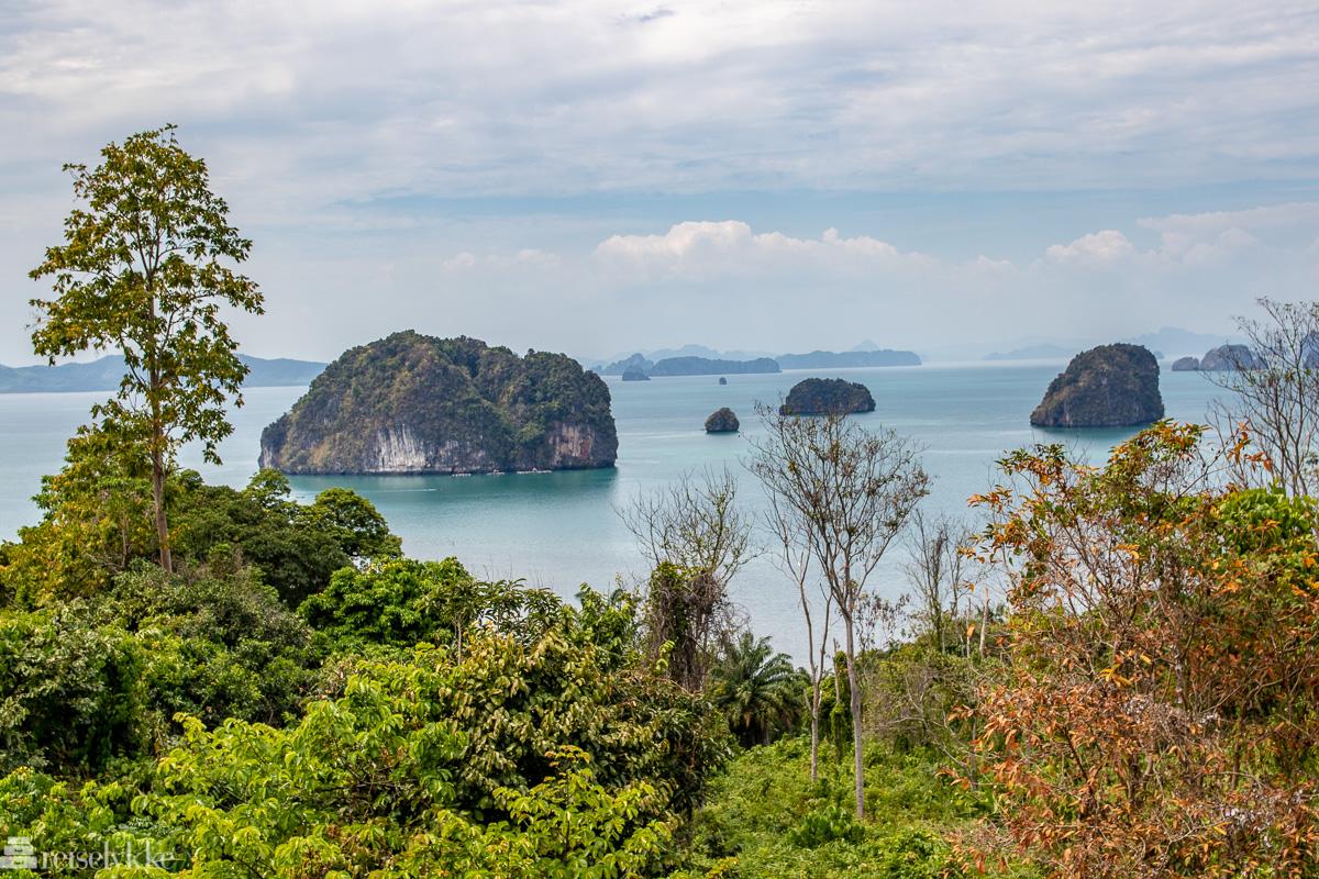 Utsiktspunkt Khao Thong Krabi