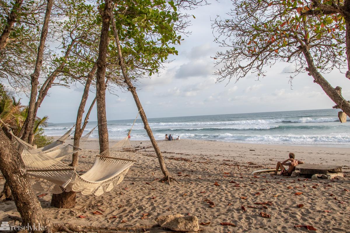 strand og feriefølelse