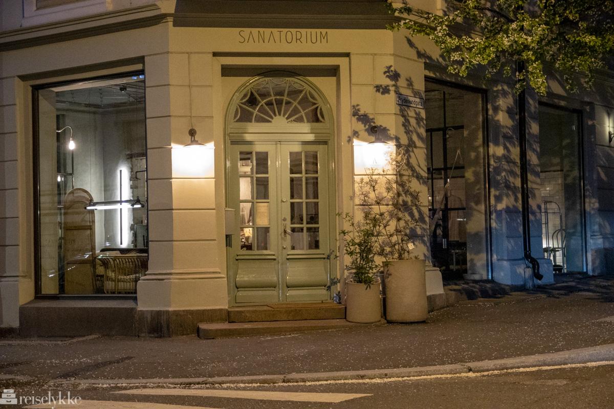 Sanatorium interiørbutikk St. Hans haugen i Oslo