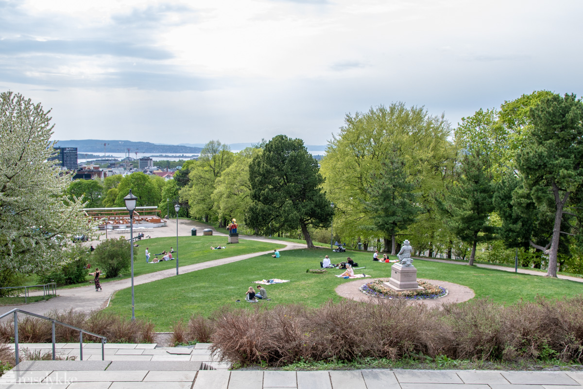 St. Hans haugen park