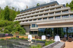 Hotel Jama, omtalt hotell ved grottene i Slovenia