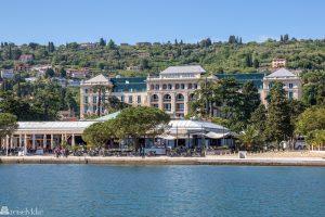Hotel Kempinski Palace Portorož, omtalt hotell i Slovenia
