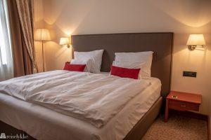Hotellrom omtalt i Ljubljana, Hotel Union