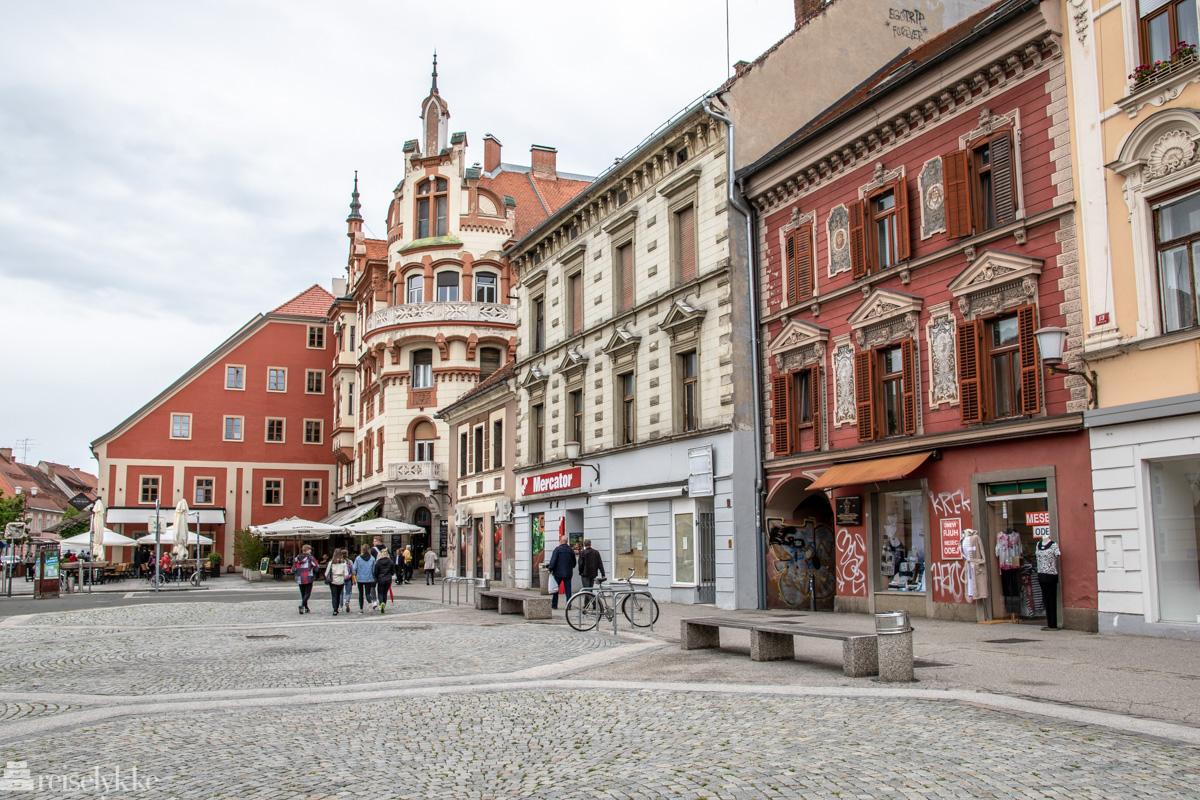 Maribor, omtalt by i Slovenia