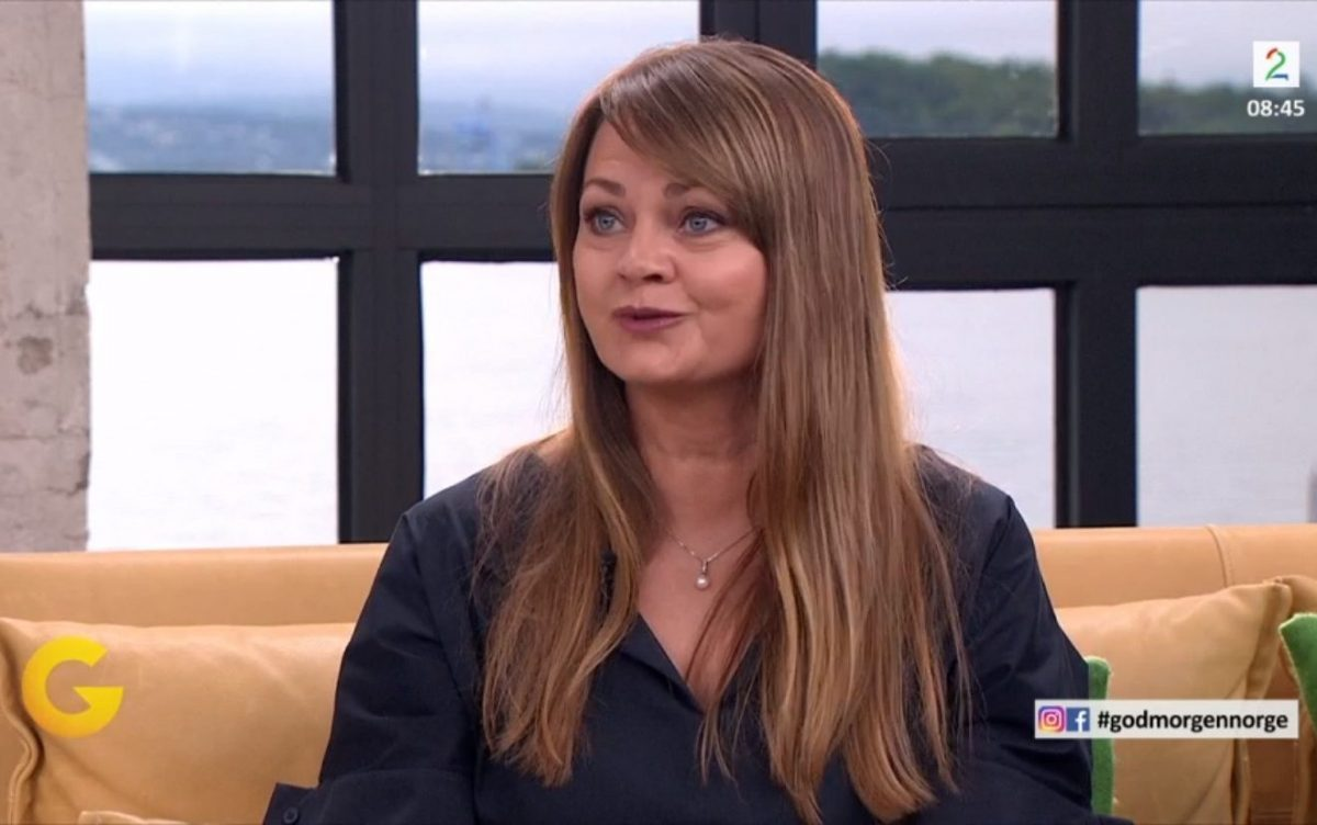 Mette S. Fjeldheim i God Morgen Norge, TV2