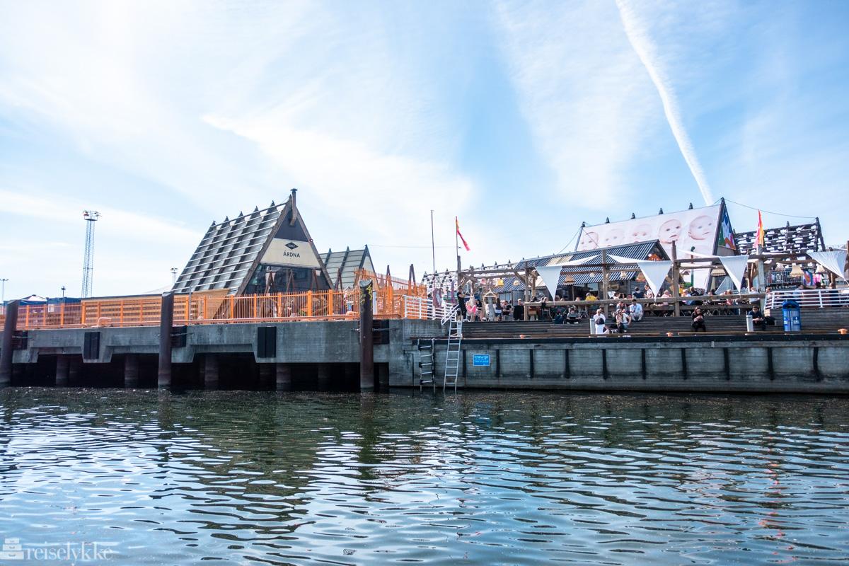 Kunstprosjektet SALT ligger i Oslo