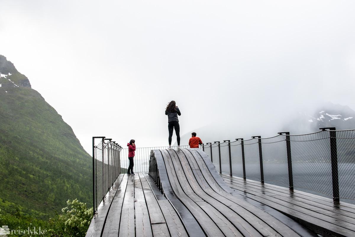Bergsbotn utkikkspunkt