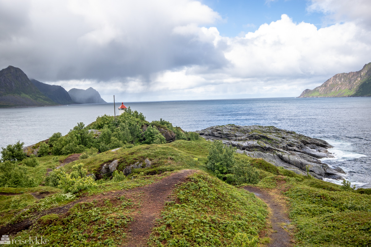 Senja Norge I Miniatyr Reisetips I Norge Reiselykke