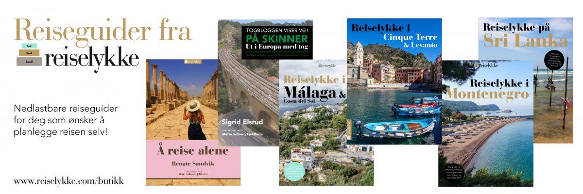 Reisehåndbøker fra Reiselykke