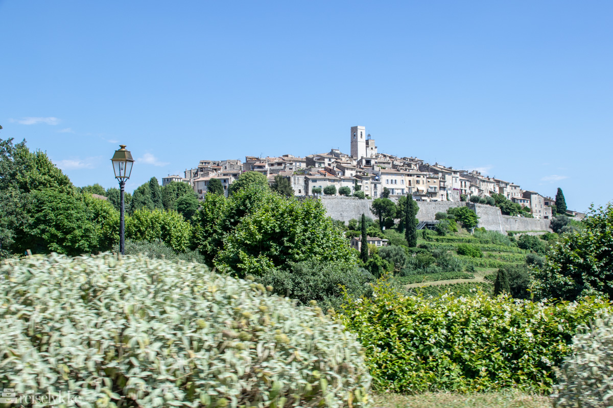 Grasse er parfymehovedstaden i Frankrike
