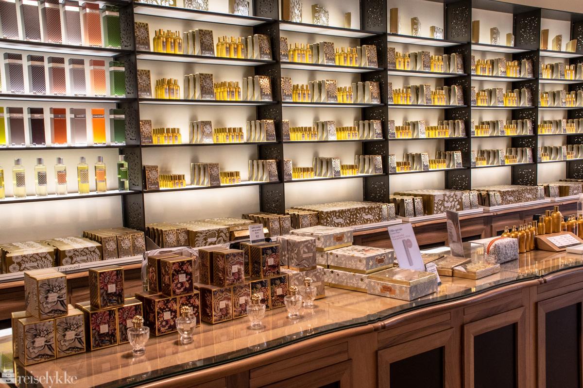 Parfymer hos Fragonard