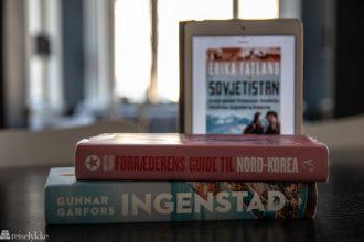 Bøkene Ingenstad, Forræderens guide til Nord-Korea, Sovjetistan