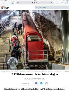 Reiseartikkel om Gaustabanen i VG_Levert av Mette S. Fjeldheim - Reiselykke