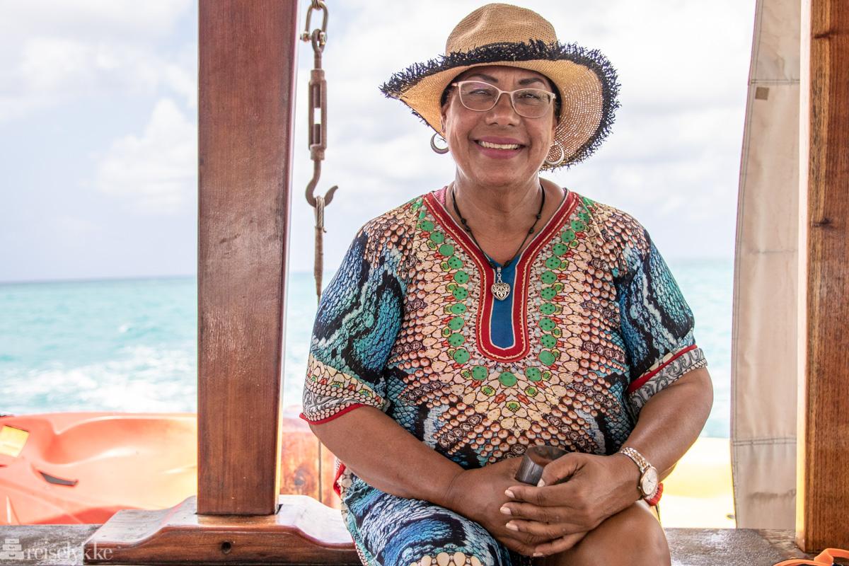 Amayra på Aruba