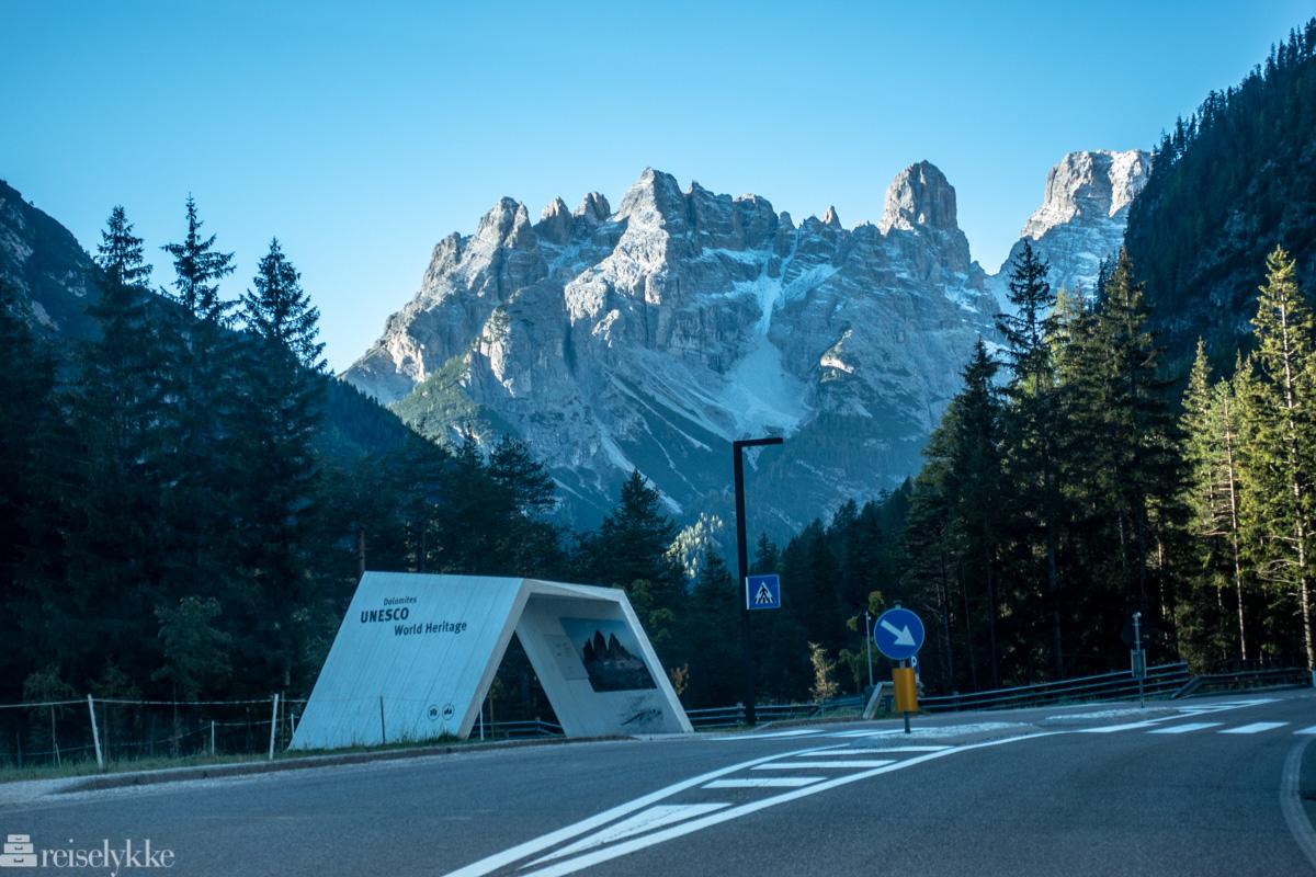 Dolomittene UNESCO World Heritage