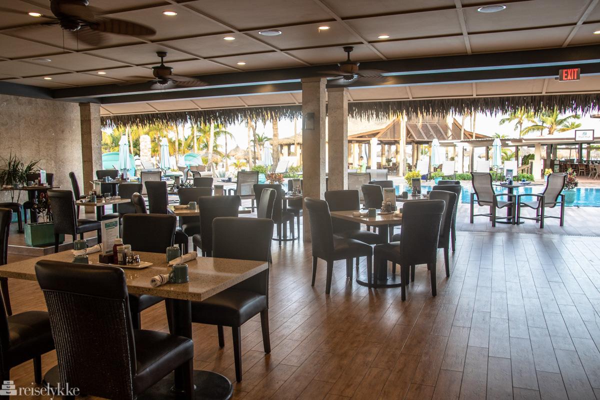 Frokostsal på Manchebo