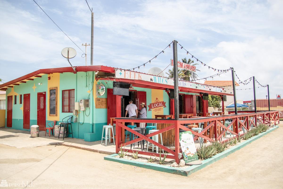 Local Store Restaurant