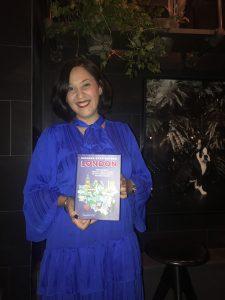 Nazneen Khan-Østrem forfatter