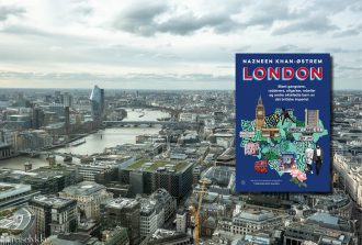 Nazneen Khan-Østrems bok om London