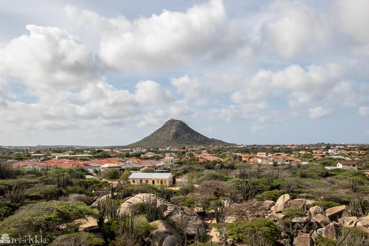 Utsikt på Aruba