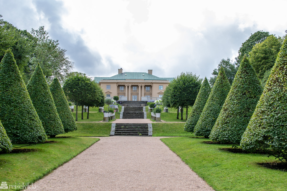 Gunnebo slott og trädgårder
