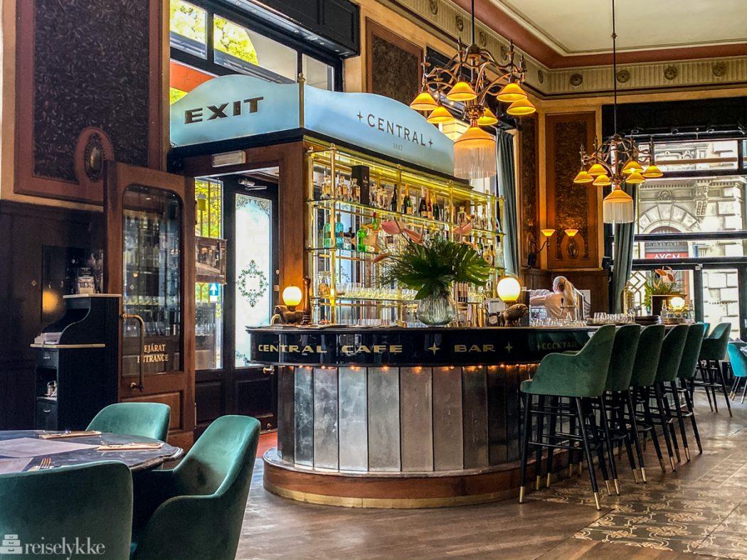 Café Central Budapest