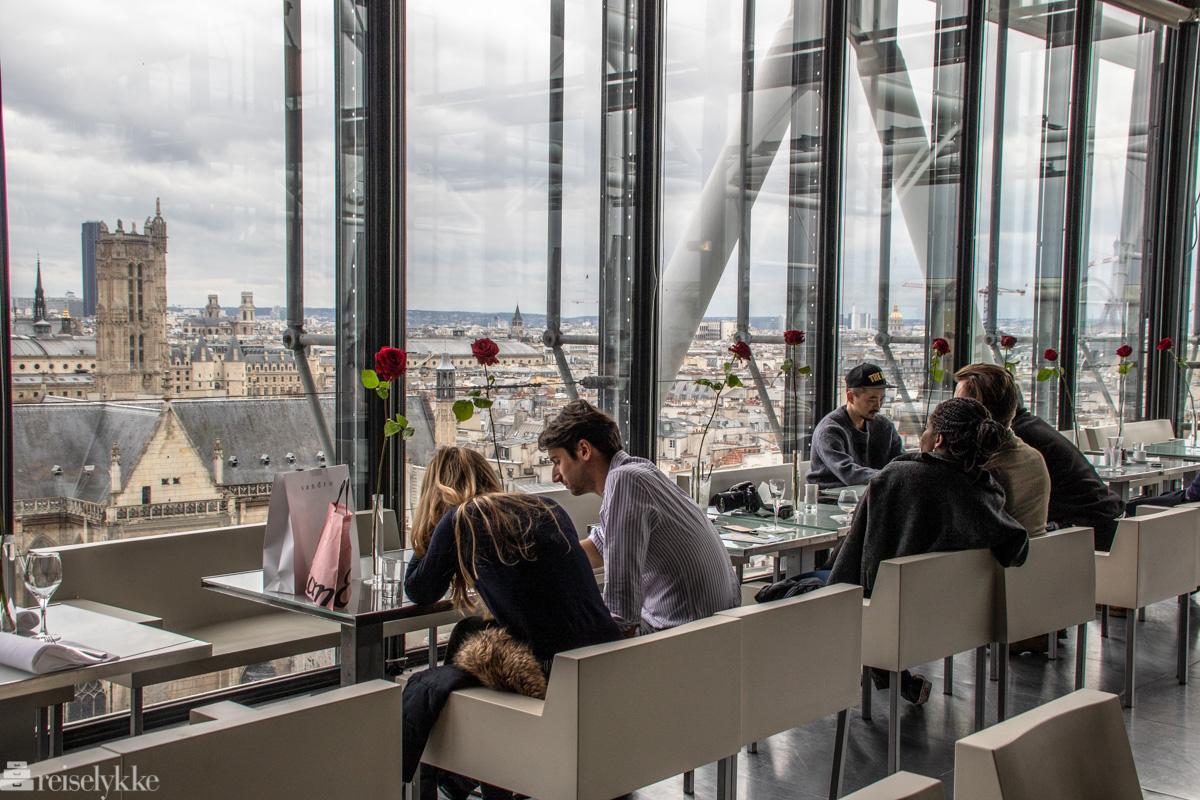 George Centre Pompidou