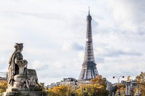 Topp 15 severdigheter i Paris