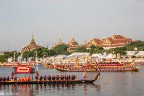 Historisk kroningsseremoni i Bangkok